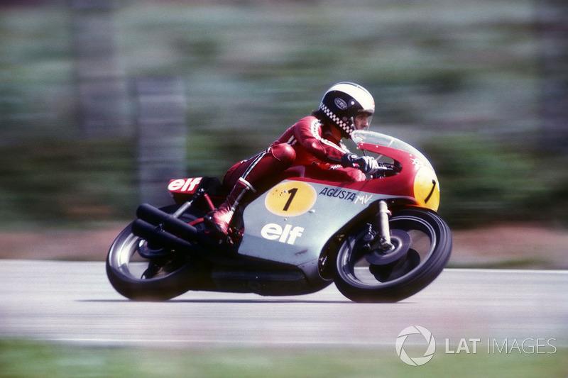 1974 - Phil Read, MV Agusta