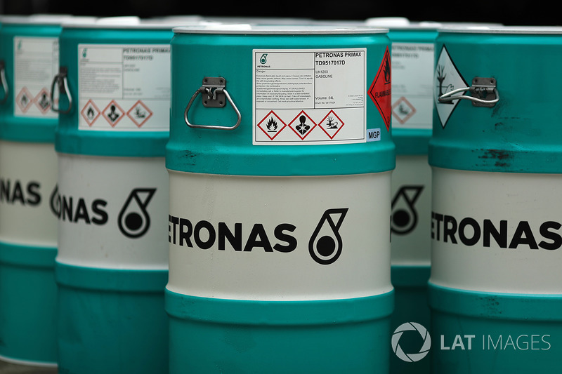 Carburante Petronas