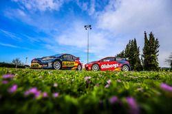 Olsbergs MSE Ford Fiesta de Kevin Eriksson y Robin Larsson