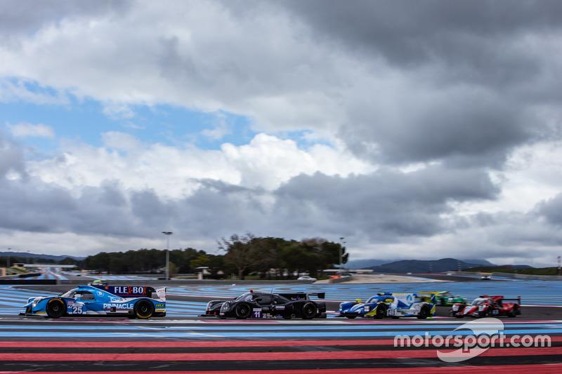 <em>Los LMP2 que solo correrán en Le Mans...</em>