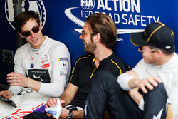 Alex Lynn, DS Virgin Racing, Jean-Eric Vergne, Techeetah, Andre Lotterer, Techeetah