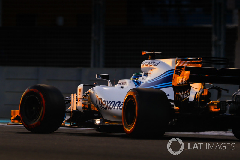 10. Felipe Massa, Williams FW40