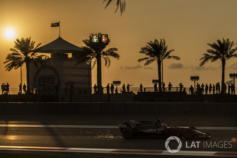 11. Romain Grosjean, Haas F1 Team VF-17