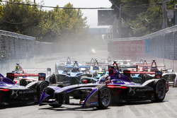 Sam Bird, DS Virgin Racing Alex Lynn, DS Virgin Racing, Nicolas Prost, Renault e.Dams