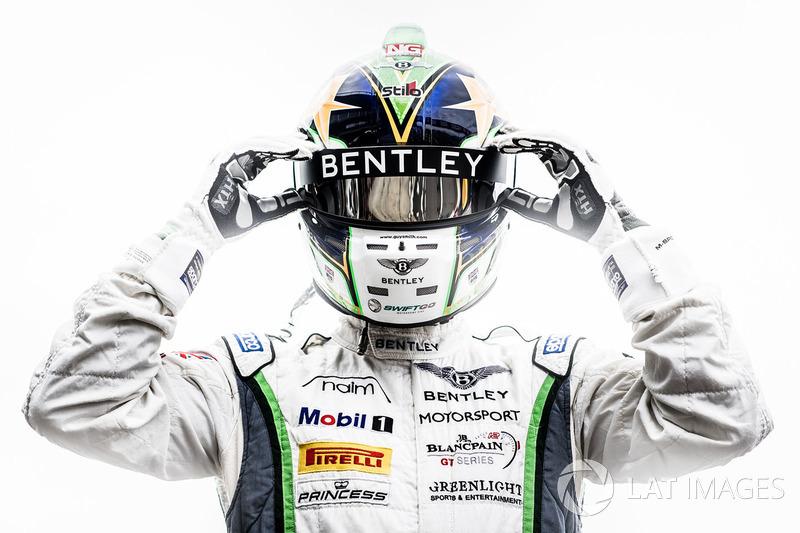 #17 Bentley Team M-Sport Bentley Continental GT3: Guy Smith