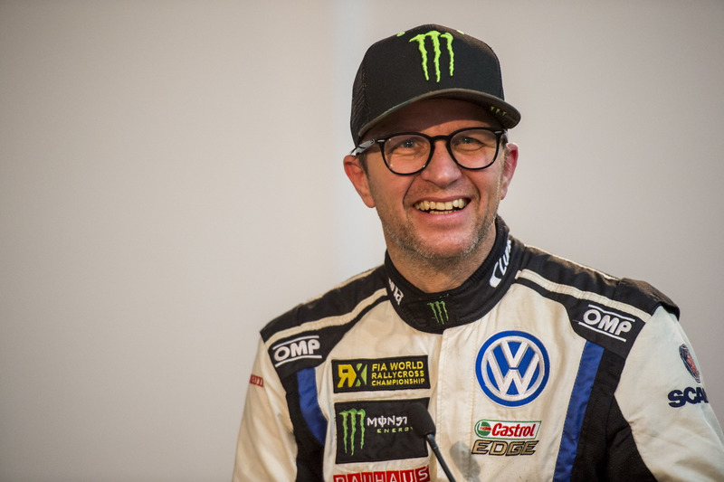 Press Conference: Petter Solberg