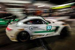Пит-стоп: Йерун Блекемолен, Бен Китинг, Адам Христодулу, Лука Штольц, Riley Motorsports, Mercedes AM