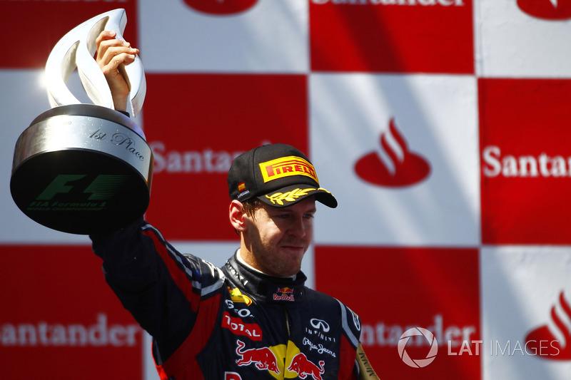 2011 - Red Bull, Sebastian Vettel