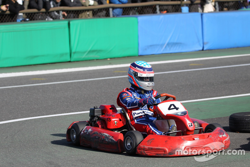 Honda Racing Dream Kart Cup(佐藤琢磨)