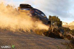WRC 6 M-Sport Ford ekran görüntüsü