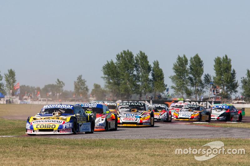 Julian Santero, Dole Racing Torino, Facundo Ardusso, Renault Sport Torino, Emiliano Spataro, Renault Sport Torino