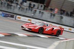Esibizione Ferrari FXX