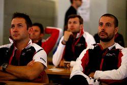 #912 Manthey Racing Porsche 911 GT3 R: Frédéric Makowiecki, Nick Tandy