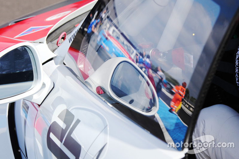 AB Racing, dettaglio