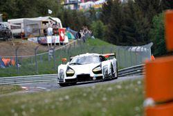 #705 Scuderia Cameron Glickenhaus SP-X SCG003c: Thomas Mutsch, Franck Mailleux, Andreas Simonsen, Jeff Westphal