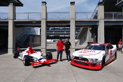 Conor Daly, Roush Fenway Racing Ford, Ryan Reed, Roush Fenway Racing Ford