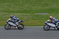 Riccardo Rossi, Gresini Racing Junior Team e Nicholas Spinelli, Gresini Racing Junior Team