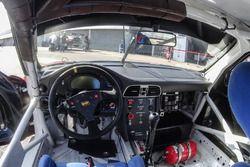 Habitáculo del Porsche GT3 Cup - 997 MK2