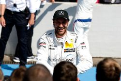 Race winner Gary Paffett Mercedes-AMG Team HWA