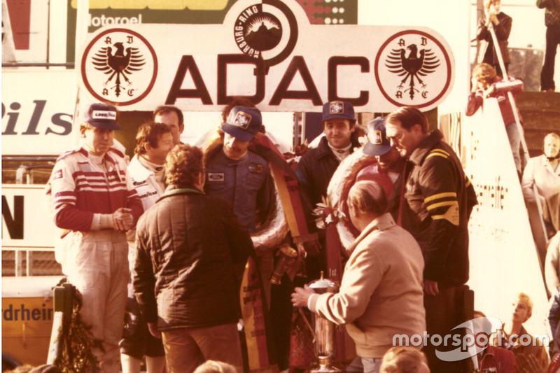 1979: Herbert Kummle, Karl Mauer, Winfried Vogt (Ford Escort)