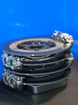 Тормозные диски и суппорты Brembo