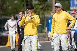 #4 ByKolles Racing Team Enso CLM P1/01: Oliver Webb, Dominik Kraihamer