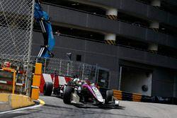 Joel Eriksson, Motopark with VEB, Dallara Volkswagen