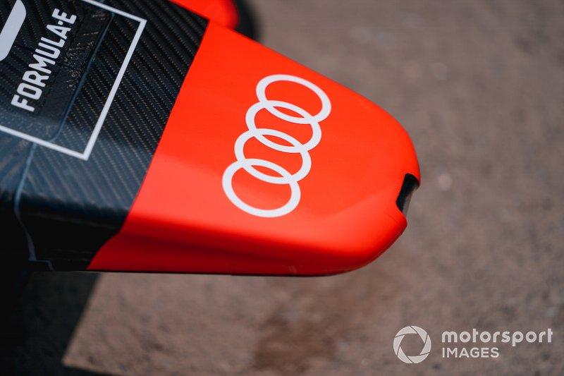 Audi Sport ABT Schaeffler, Audi e-tron FE06 nariz