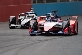 Pascal Wehrlein, Mahindra Racing, M6Electro Brendon Hartley, Dragon Racing, Penske EV-4
