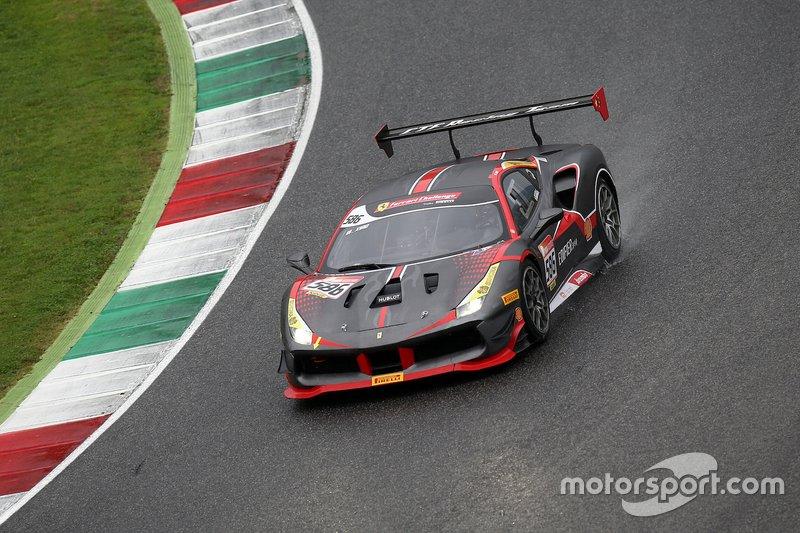 #586 Ferrari 488 Challenge, CTF Beijing: Min Xiao