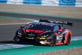 #146 Huracan Super Trofeo Evo, PPM - Precision Performance Motorsports: Brandon Gdovic, Conor Daly