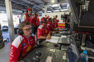 Engineers of DJR Team Penske Ford