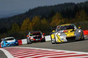 #57 Porsche 911 GT3 Cup MR: Peter Ludwig, 'TAKIS', Manuel Metzger