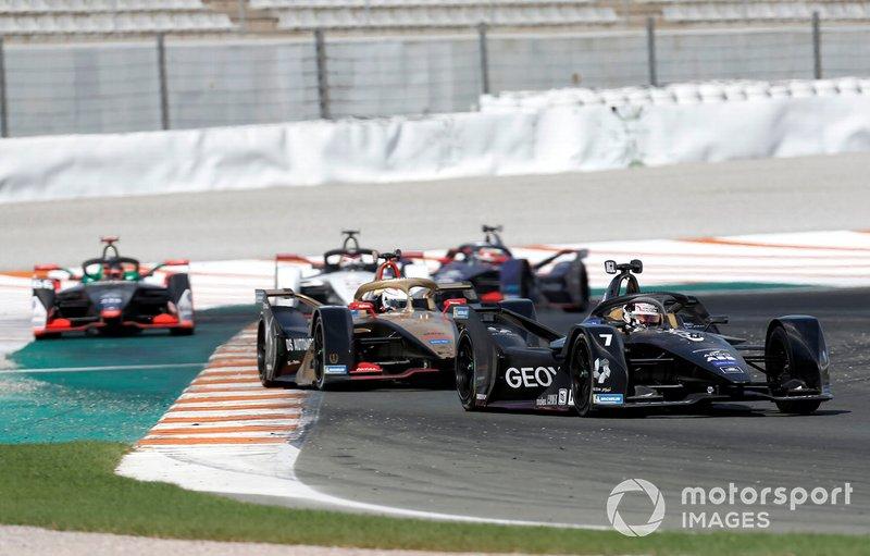 Nico Müller, Dragon Racing, Penske EV-4 Jean-Eric Vergne, DS TECHEETAH, DS E-Tense FE20, Daniel Abt, Audi Sport ABT Schaeffler, Audi e-tron FE06