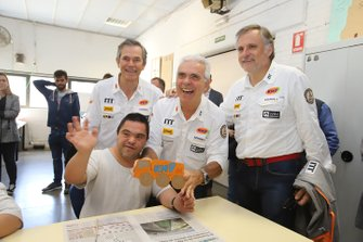 Jordi Juvanteny, José Luis Criado, Xavi Domènech, KH-7 Epsilon Team Rally