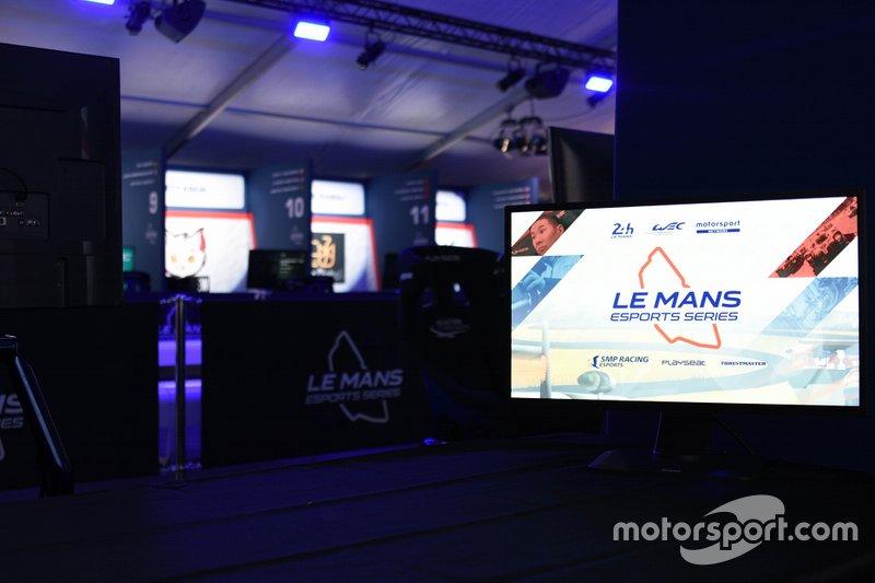 Clasificatoria individual para las Le Mans Esports Series 'Pro' (vuelta rápida)