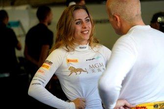 Sophia Flörsch, HWA Racelab with Tom Coronel, Comtoyou DHL Team CUPRA Racing CUPRA TCR