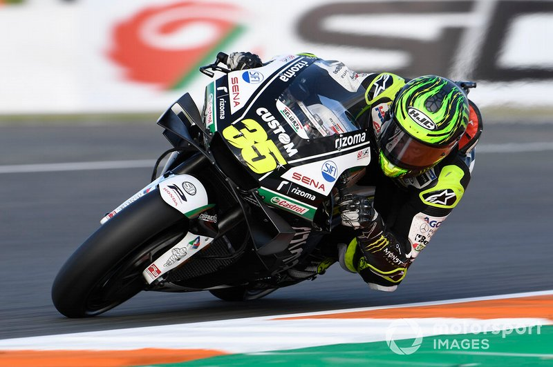 17. Cal Crutchlow (MotoGP)