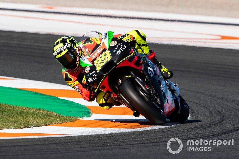 2019: Andrea Iannone, Aprilia Racing Team Gresini
