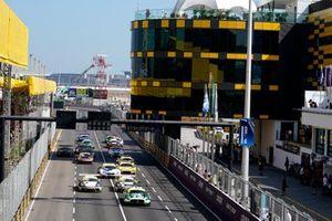 Start zum GT-Weltcup 2019 in Macau