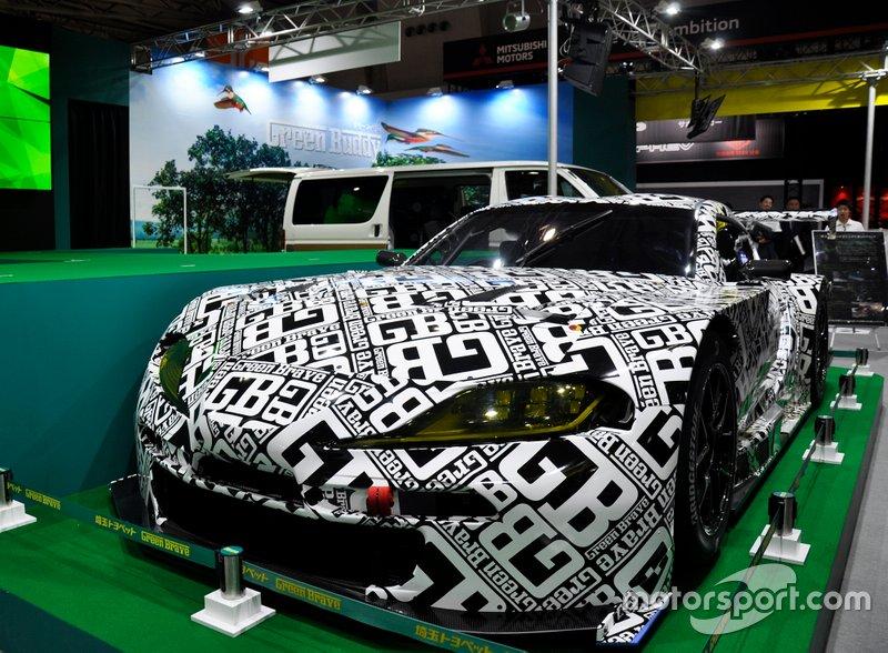Toyota Supra GT300