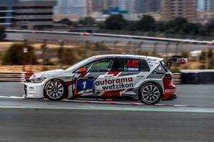 Felice Jelmini, Autorama Motorsport by Wolf Power Racing, Volkswagen Golf GTI TCR DSG