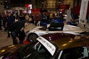 Coches de la Lotus Cup UK