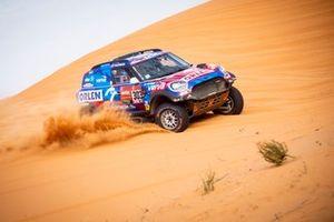 Якуб Пшигоньский и Тимо Готтшальк, Orlen X-raid Team, Mini JCW Rally (№303)