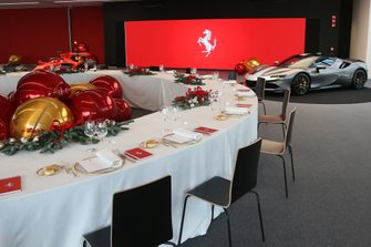 Ferrari Christmas lunch