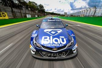 Carro da Blau Motorsport em Interlagos