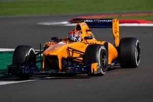Том Гэмбл, McLaren MP4-28