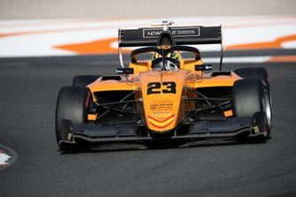 Enaam Ahmed, Campos Racing