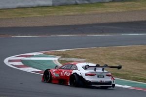 Rene Rast, Audi Sport Team Rosberg Audi RS5 DTM with a flat tire