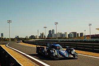 Андерс Фьордбах, Марк Петтерсон и Кента Ямасита, High Class Racing, Oreca 07 (№33)